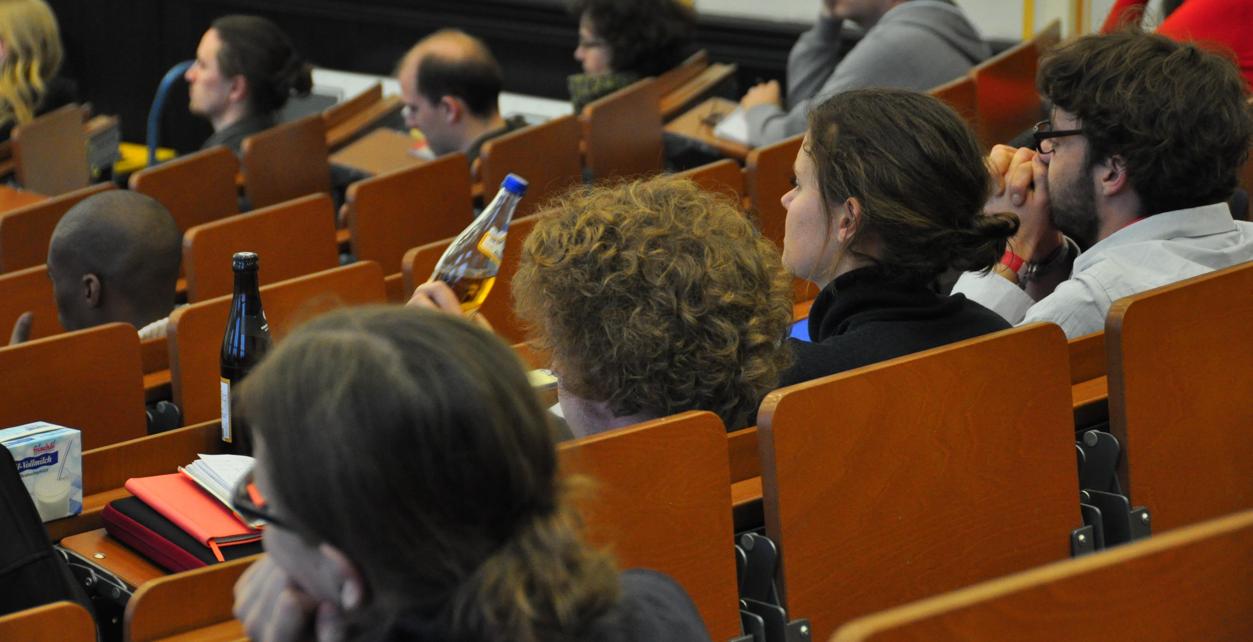 Podium: Journalismus zwischen Engagement, Werten und Neutralität