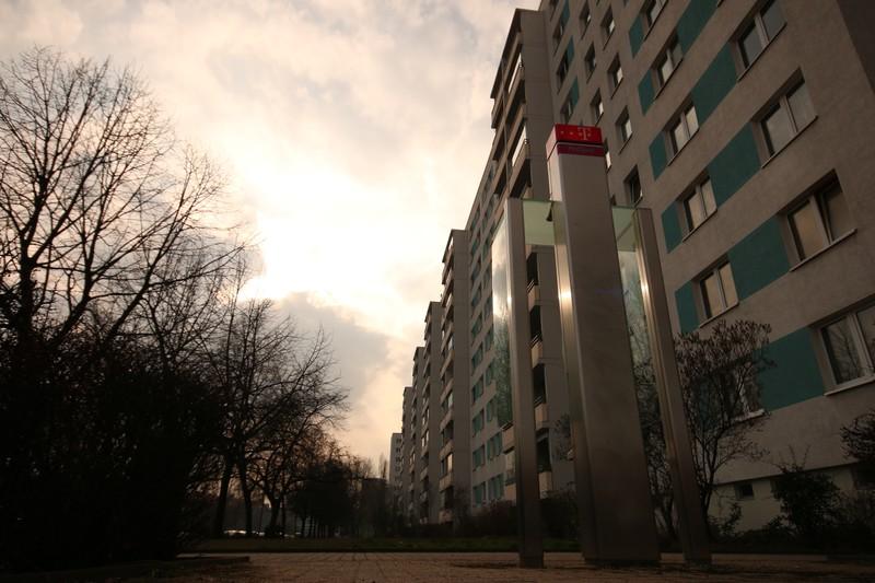 Thema Architektur II - Umsetzung: Johann Drünert und Raffus