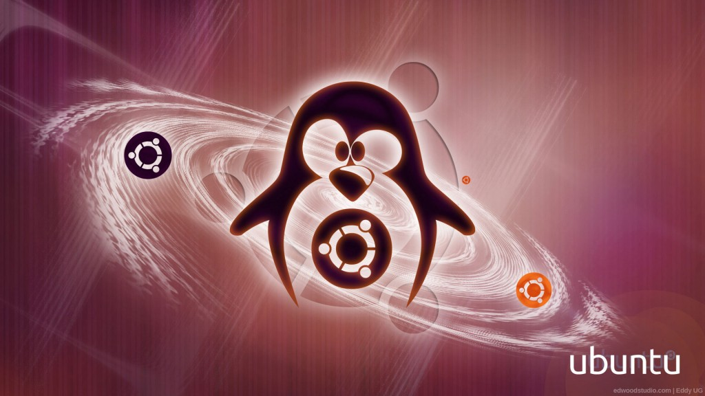 ubuntu penguin_wallpaper