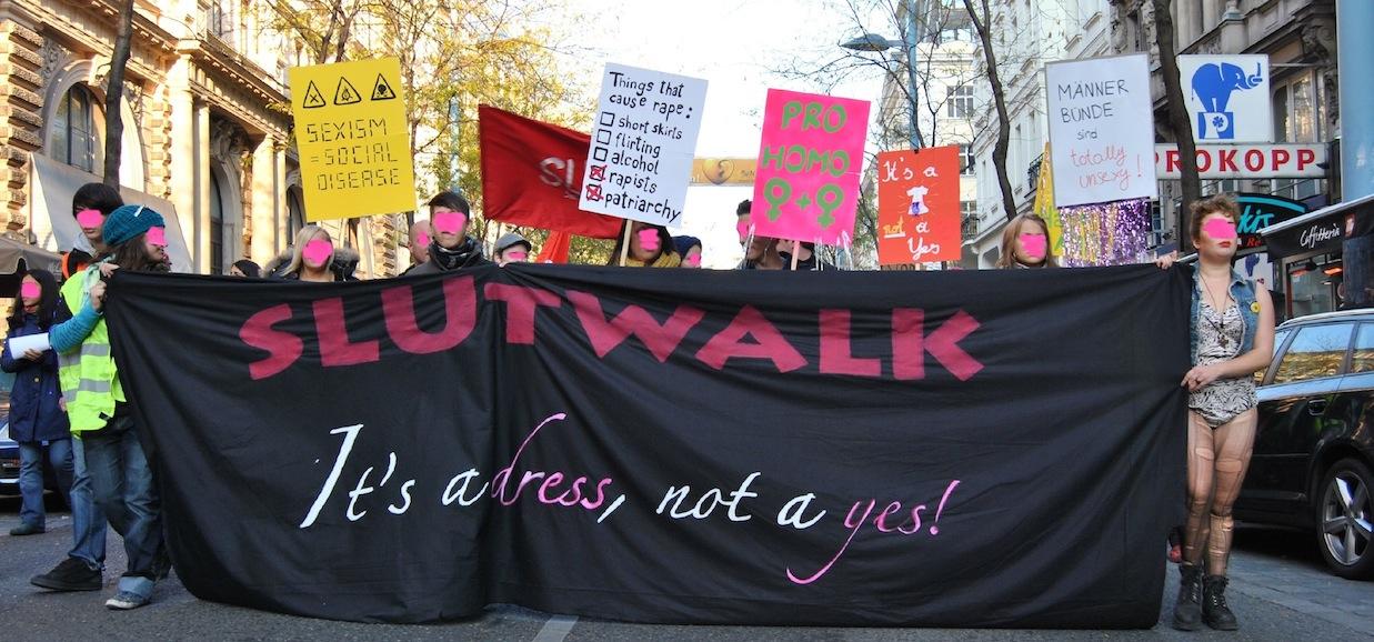 Slut-Walk Wien 22.10.2011