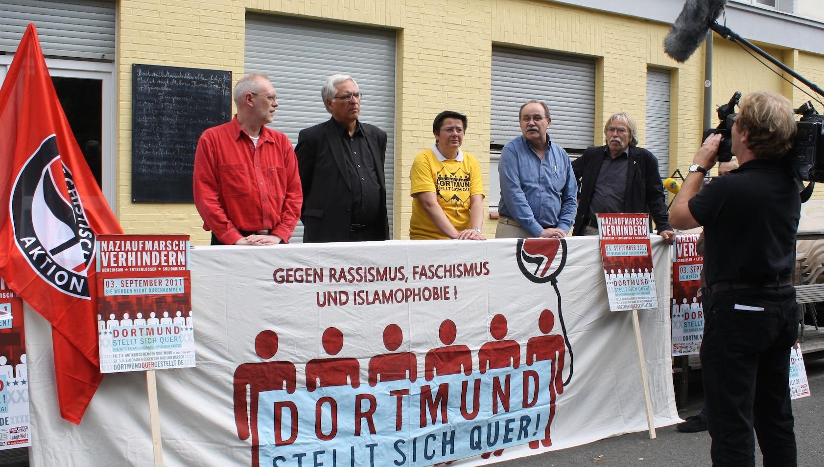 Pressekonferenz Dortmund Quer 2011