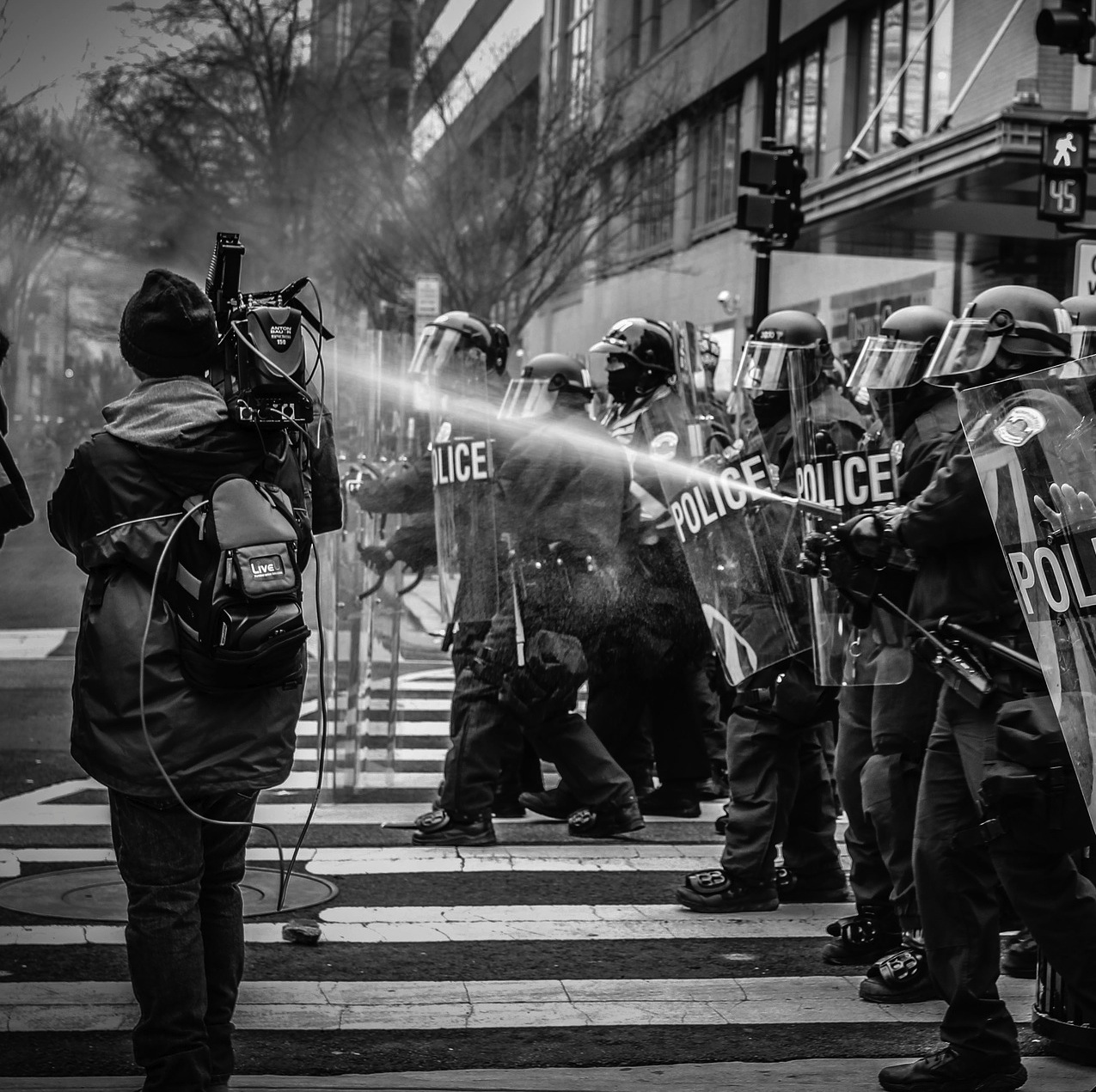 Polizei Medien